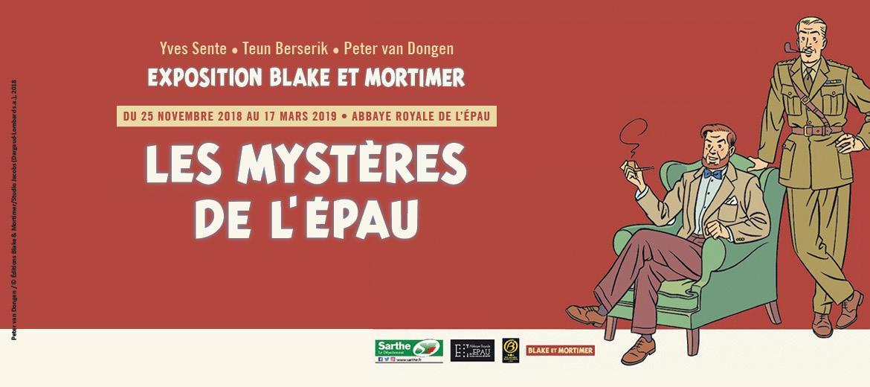 Expo Blake et Mortimer