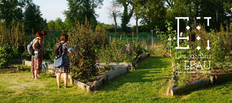Jardin permacole