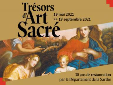 Exposition Trésors d'Art Sacré