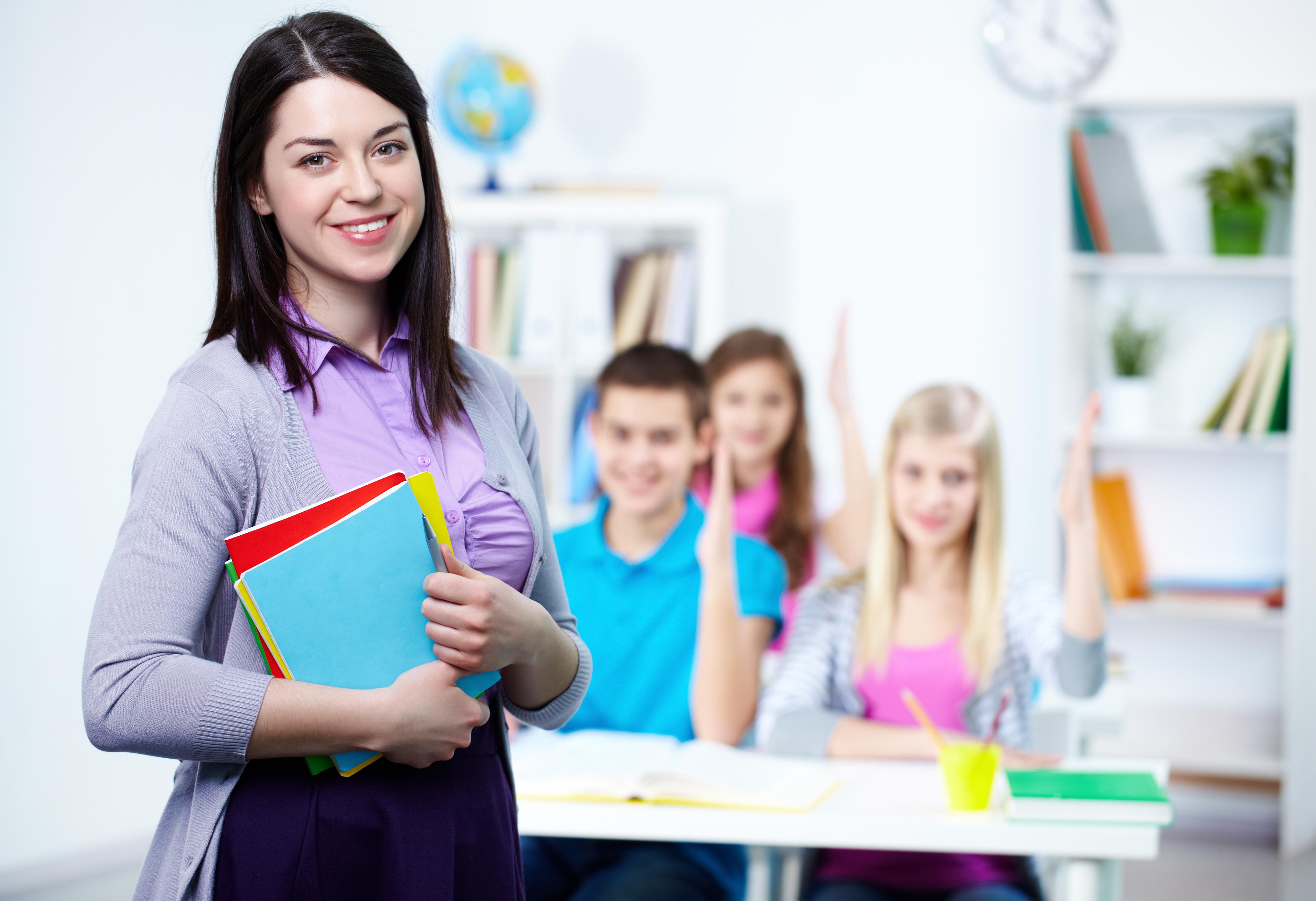 un enseignant